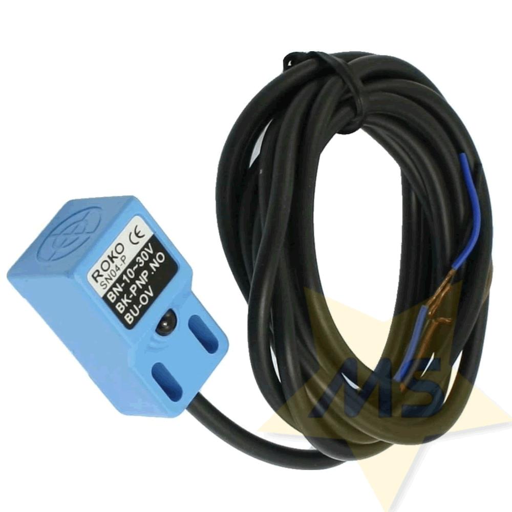 Sensor Indutivo SN04-P PNP NO