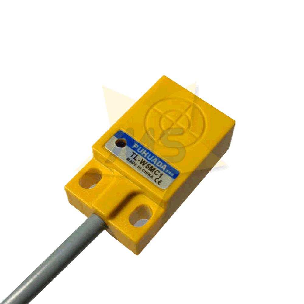 Sensor Indutivo TL-W5MC1 NPN NO