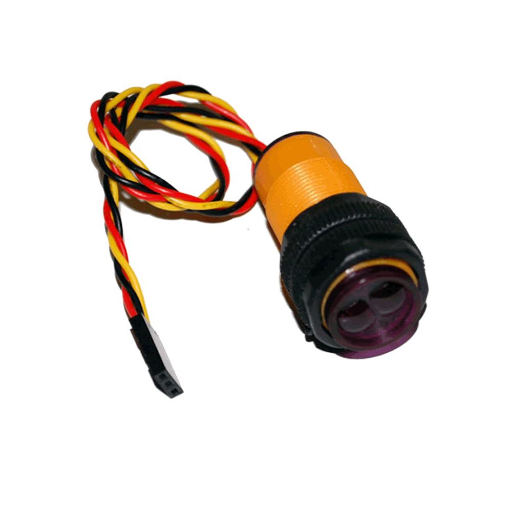 Sensor infravermelho de distância Ajustável E18-D80NK
