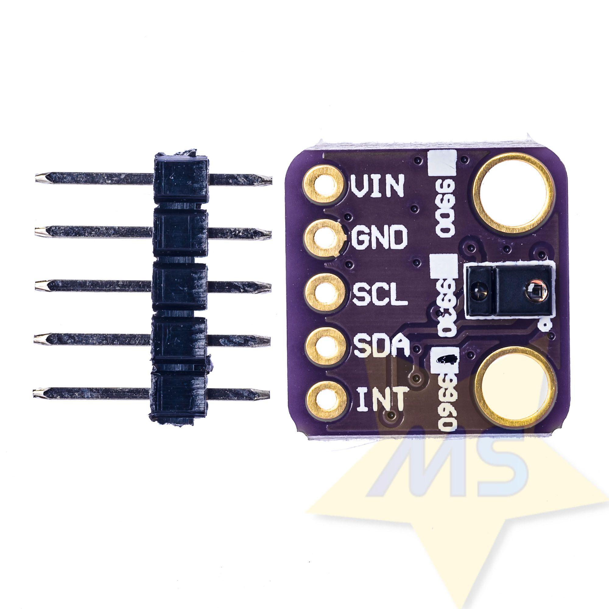 Sensor Reconhecimento de Gestos APDS-9960