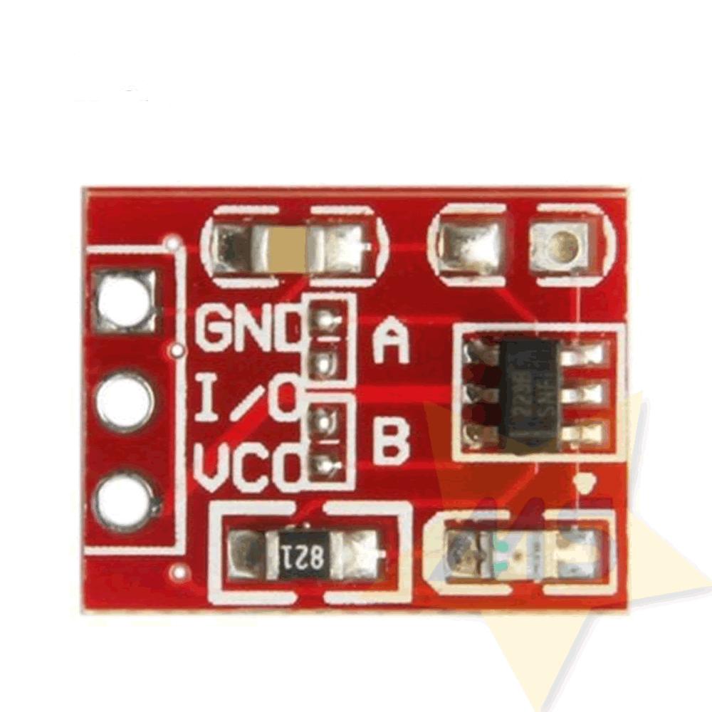 Sensor Touch Capacitivo TTP223