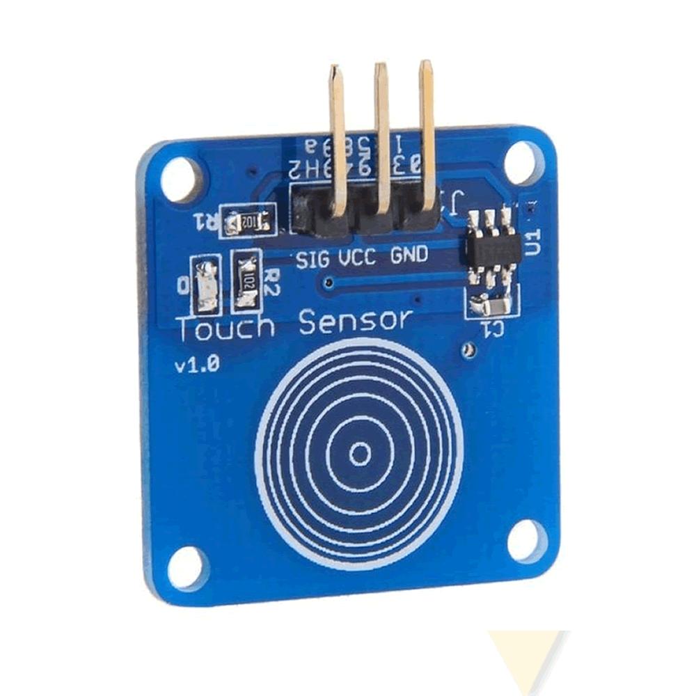 Sensor Touch Capacitivo TTP223B