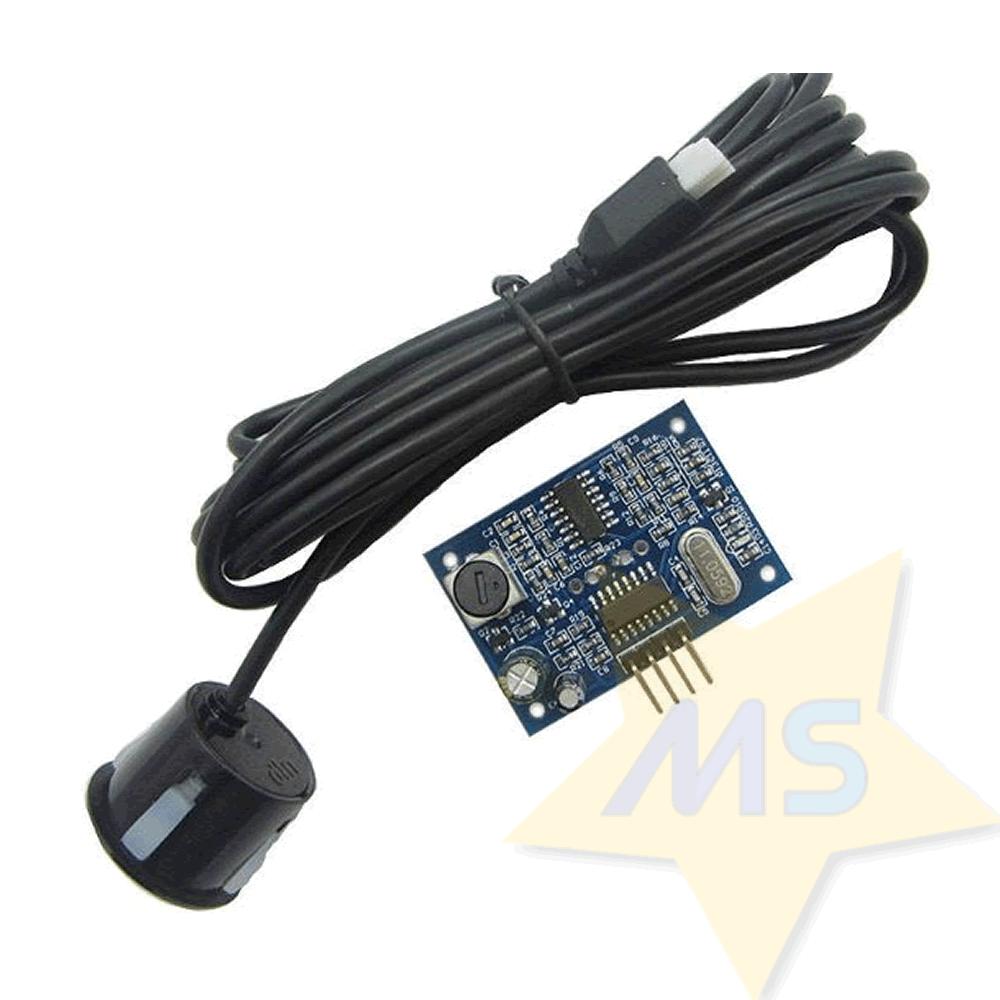 Sensor ultrassônico JSN-SR04T