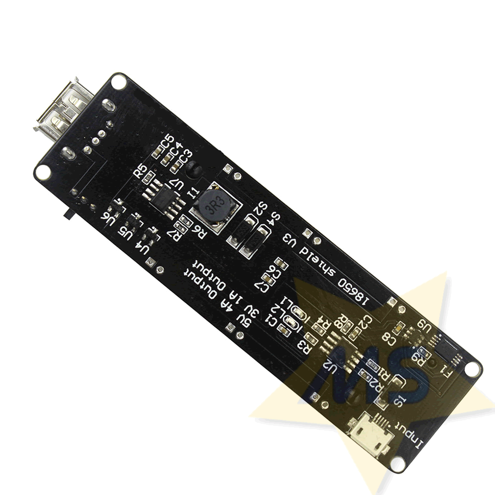 Shield Bateria 18650 V3  Para ESP Arduino