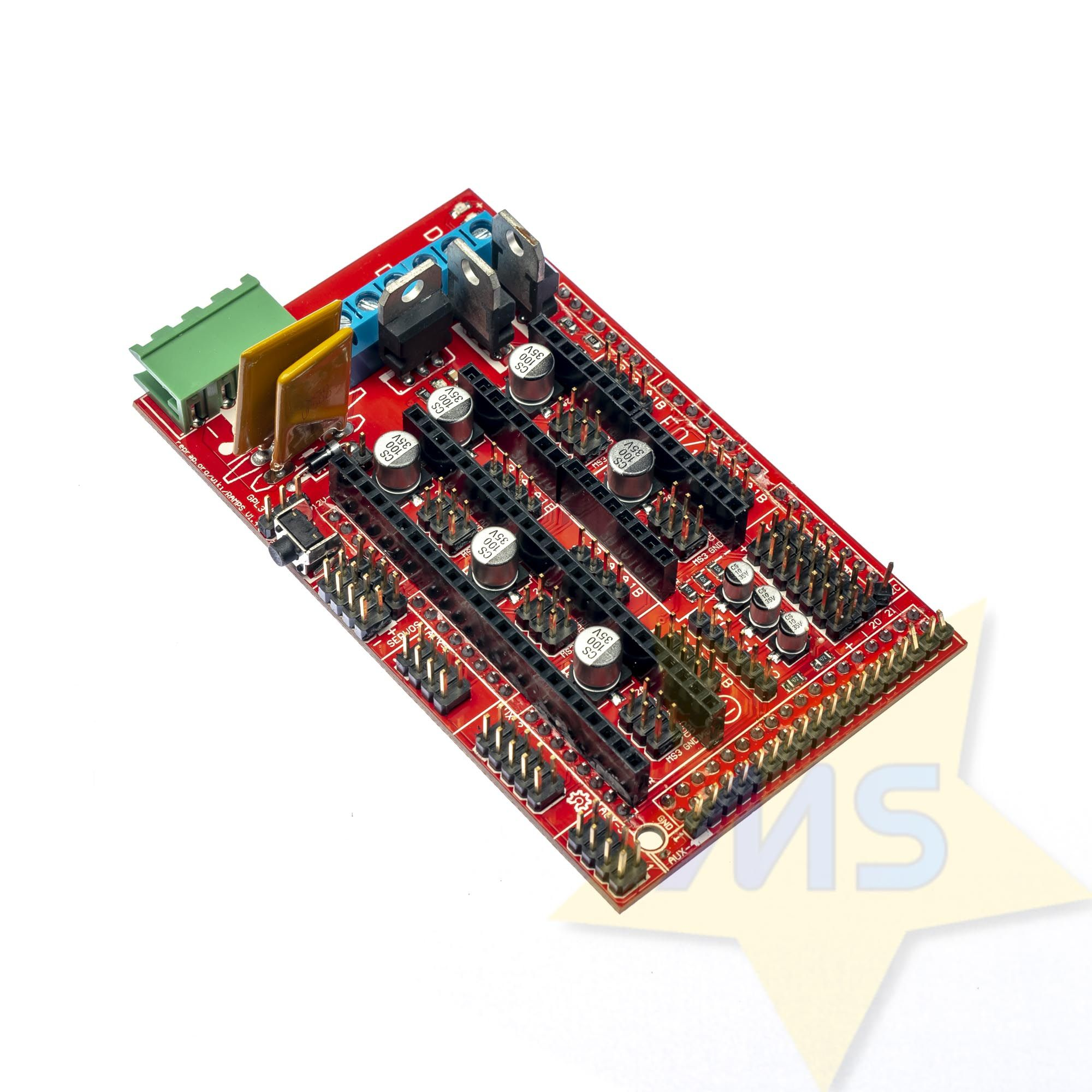 Shield Ramps  1.4 para Impressora 3D