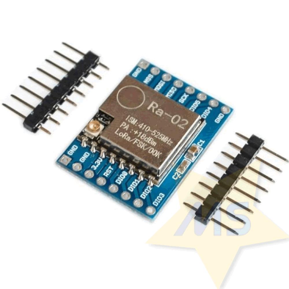 SX1278 LoRa 433MHz Ra-02 Breakout Board 10KM