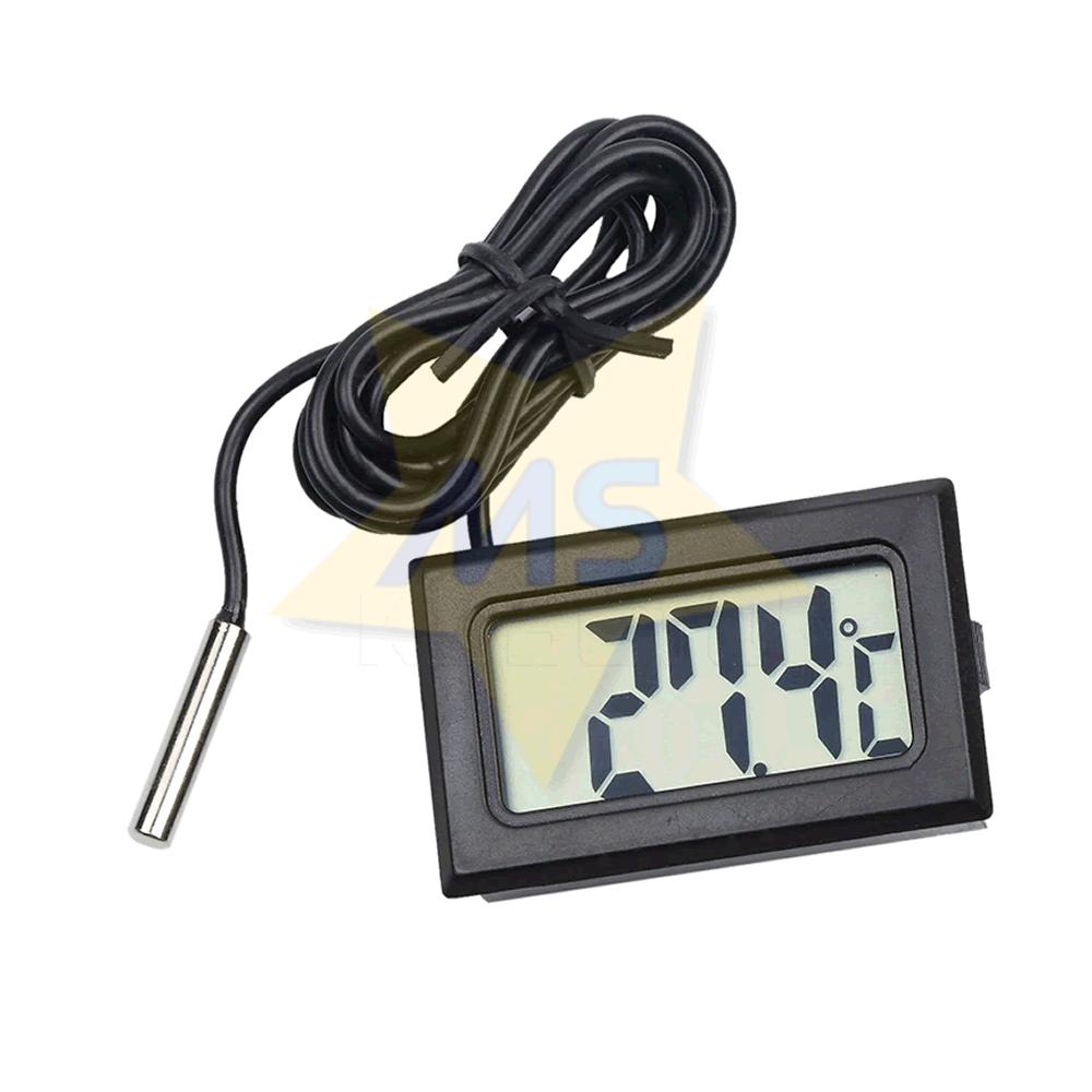 Termômetro Digital com Display LCD