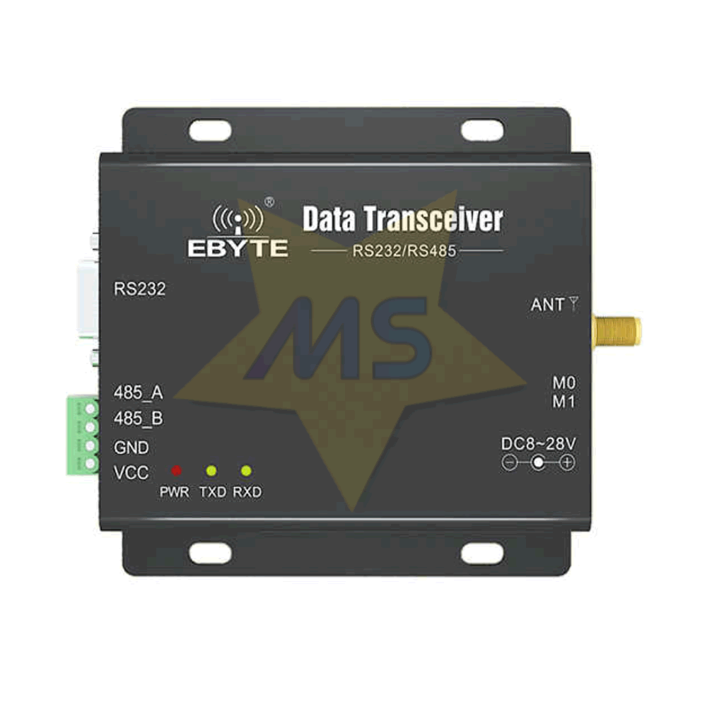 Transceptor LoRa E32-DTU-915L20 915MHz 3Km