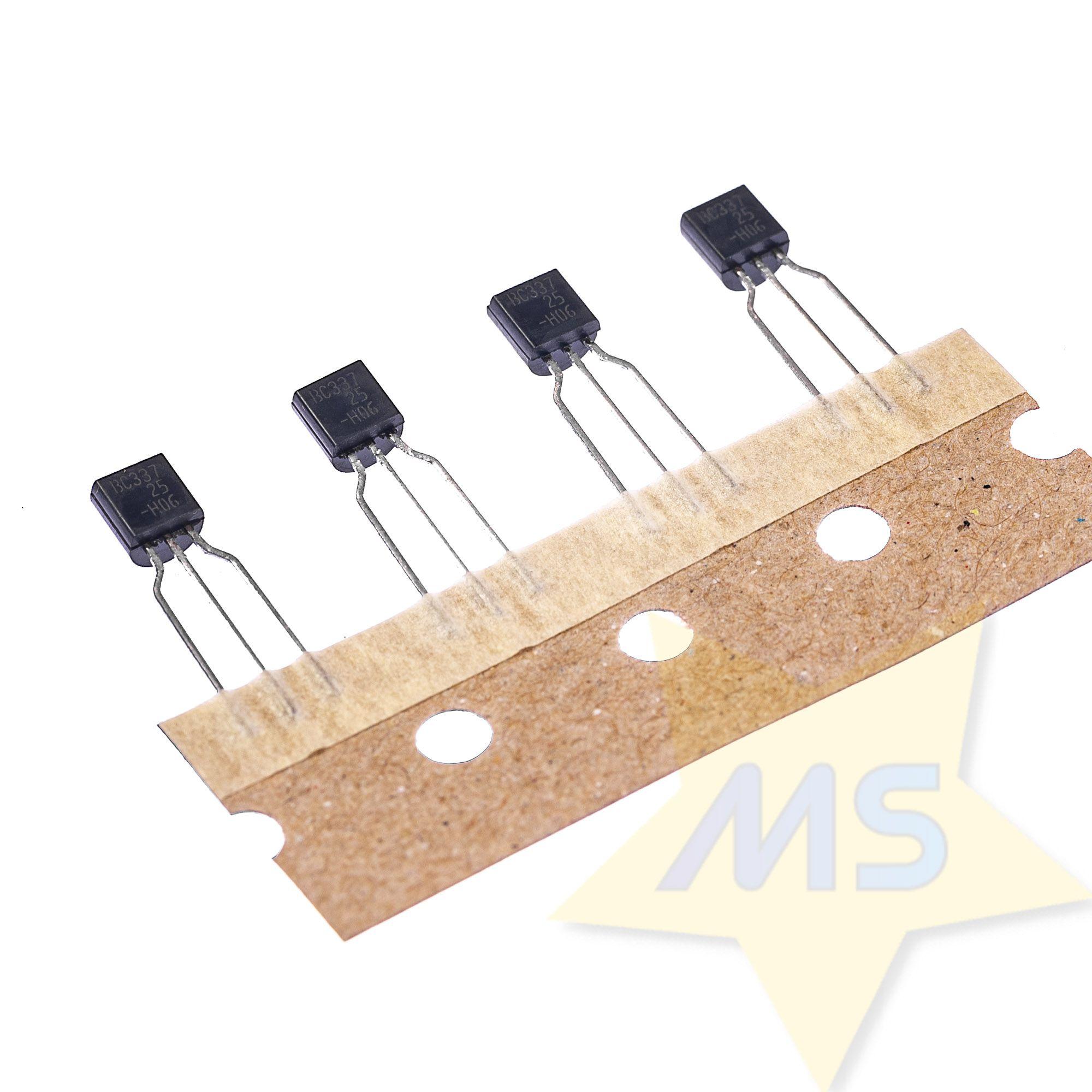 Transistor NPN BC337