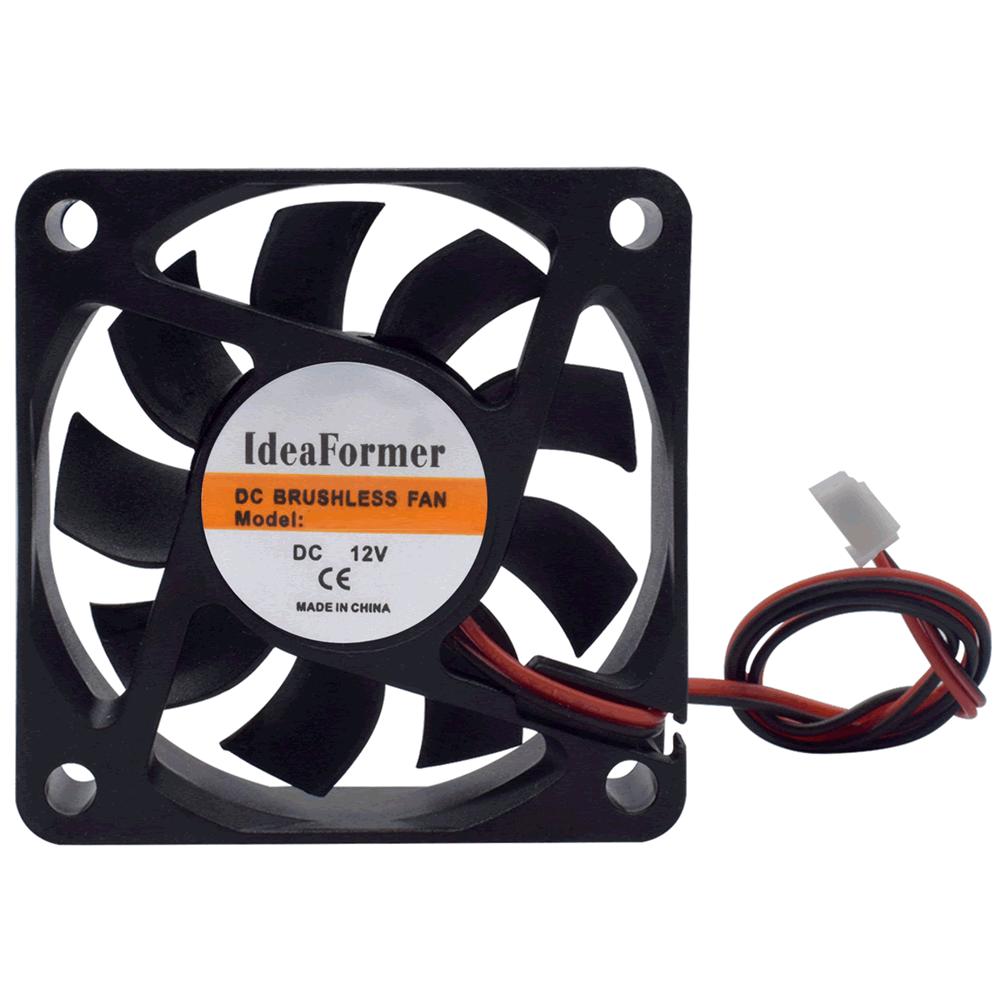 Ventilador Fan Cooler 60x60x15 12V