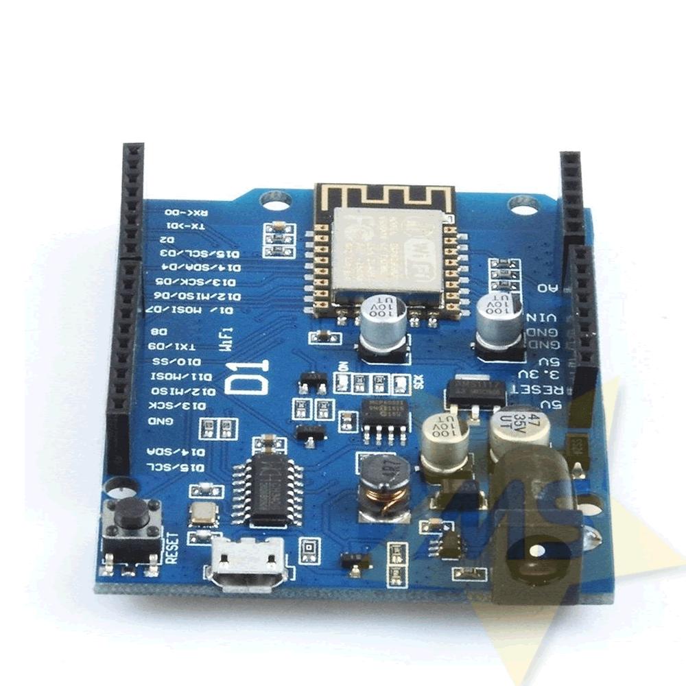 WeMos D1 R1 Wifi ESP8266