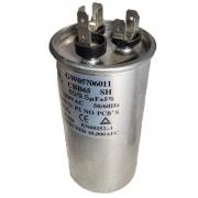 Capacitor Duplo 60 + 9.5 uf  250v - GW05706011