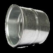 Colarinho para Duto Flexível Sem Registro 18 Pol. 450mm