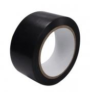 Fita Adesiva Multiuso Silver Tape 48mm x 50m Preta