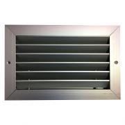 Grelha de Retorno Horizontal RHN em Alumínio 250x150mm