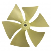 Hélice Ar Condicionado Hitachi D317mm HLD37856A