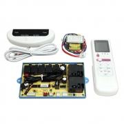 Kit Controle Remoto Placa Eletrônica Universal Para Piso Teto Suryha