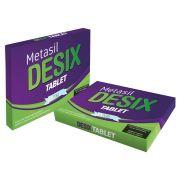 Pastilha Bactericida Metasil Desix Tablet 8 Unidades