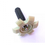 Pente Aletas Plástico 6 Pontas para Ar Condicionado e Evaporadores