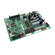 Placa Eletrônica de Controle PCB Chiller Parafuso a Ar 120 a 420 TR Hitachi HLC13237A