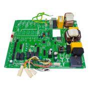 Placa da Condensadora Ar Condicionado Carrier 36.000 Btus Só Frio 17123100A00012