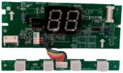 Placa Display Evaporadora Ar Condicionado Multi Split Carrier- 2013330A0932