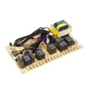 Placa Eletrônica Evaporadora de Cassete Chiller Hitachi HLD17536A