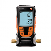 Testo 552 Instrumento Digital de Medição de Vácuo com Bluetooth®