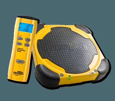 Balança Digital Sem Fio para Gás Refrigerante Fieldpiece 100Kg SRS2C
