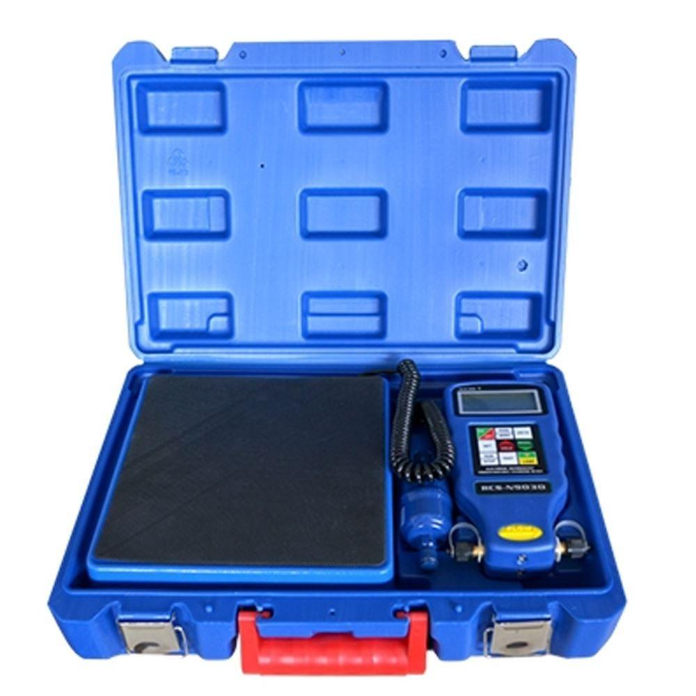 Balança Eletrônica Programável 100kg Gás Refrigerante 80150.046 Suryha