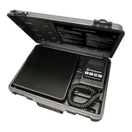 Balança Gás Refrigerante Eletrônica Digital 100kg Mastercool