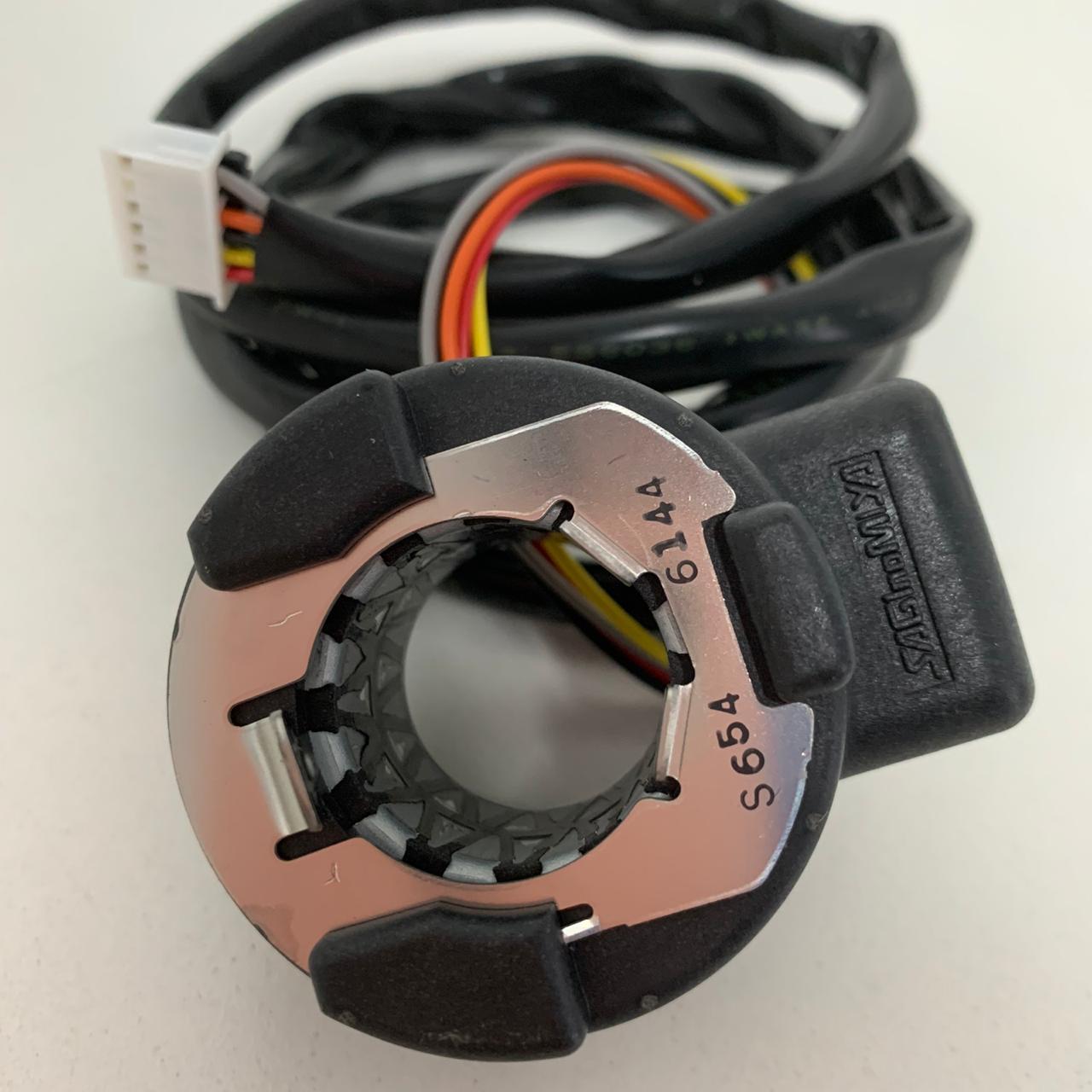 Bobina da Válvula de Expansão Hitachi 17C59878A