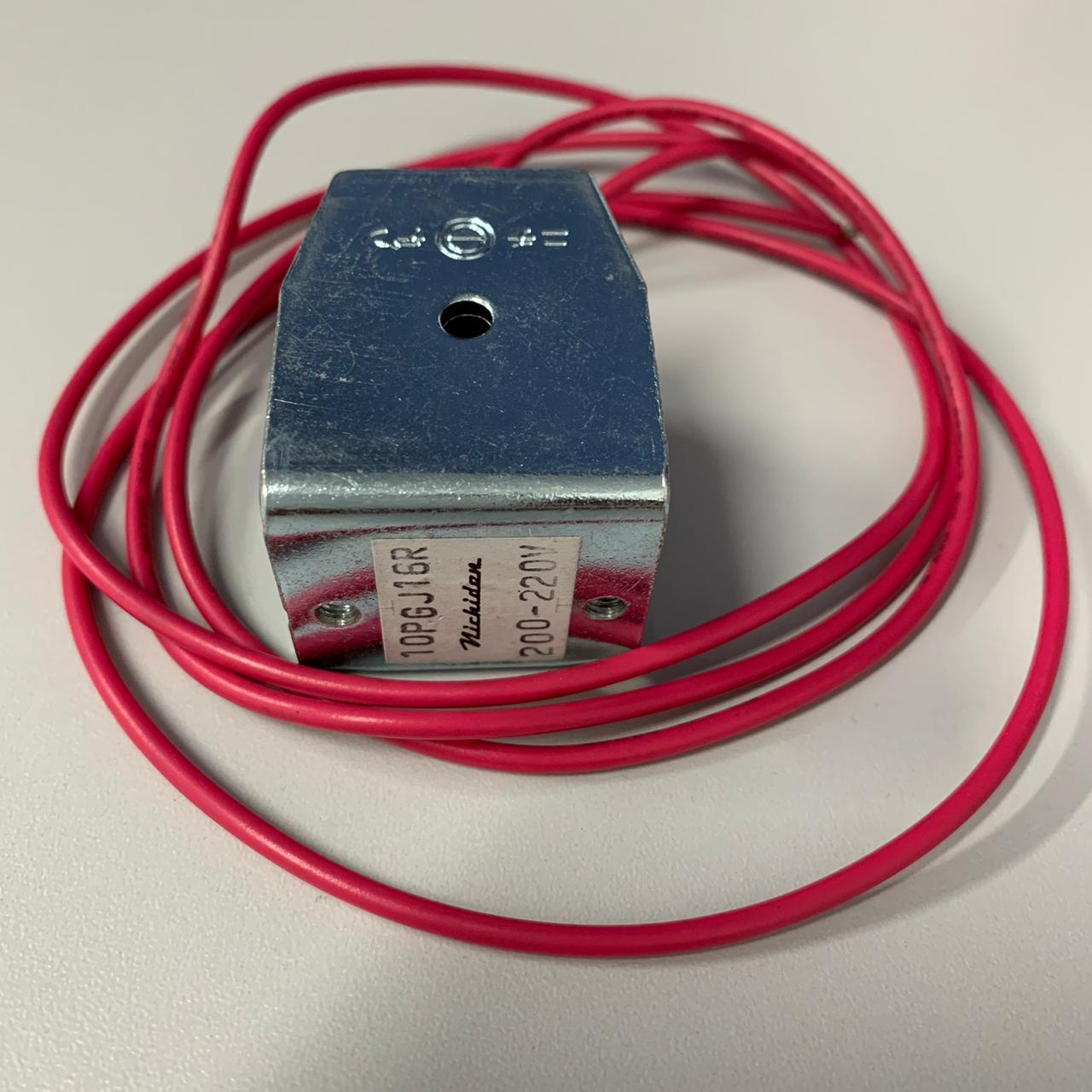 Bobina Para Válvula Solenoide Hitachi 17C64850A