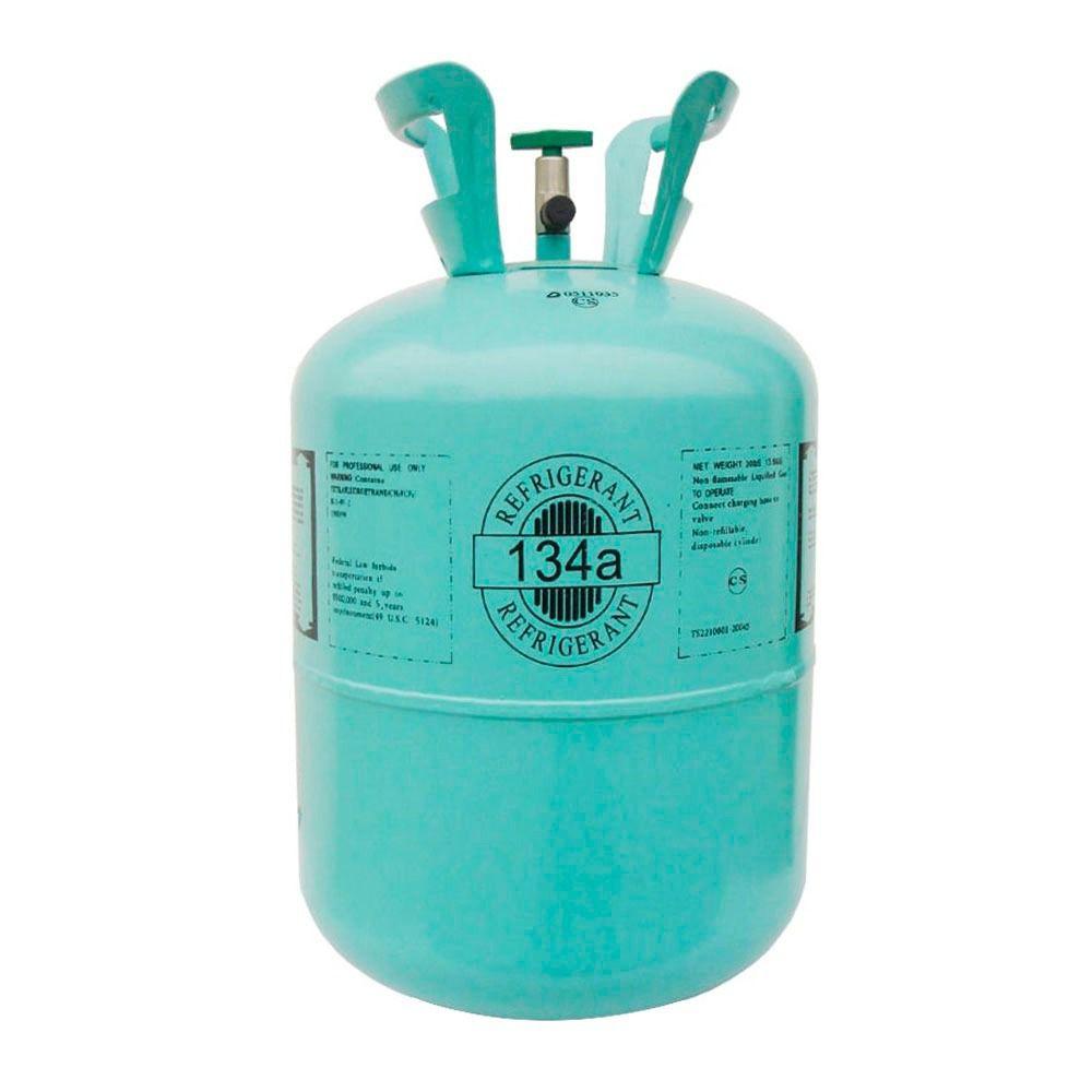 Gás Refrigerante R134a R134 13,600kg