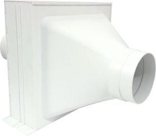 Caixa de Filtragem Em Abs Filbox Red-125 Sicflux G4/M5 220V