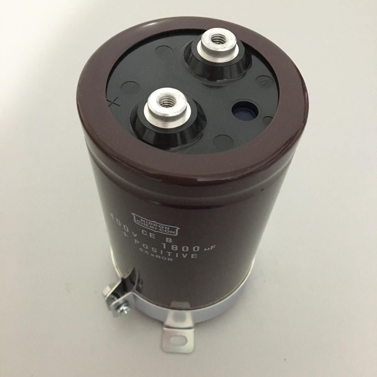 Capacitor Ar Condicionado 1800uf 400V Hitachi 17B22429B
