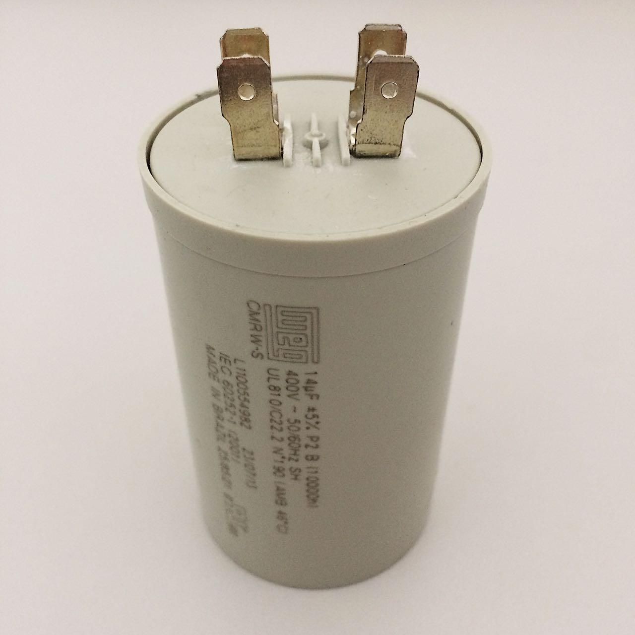 Capacitor 14uf/400V Faston Du Hitachi HLD30030I