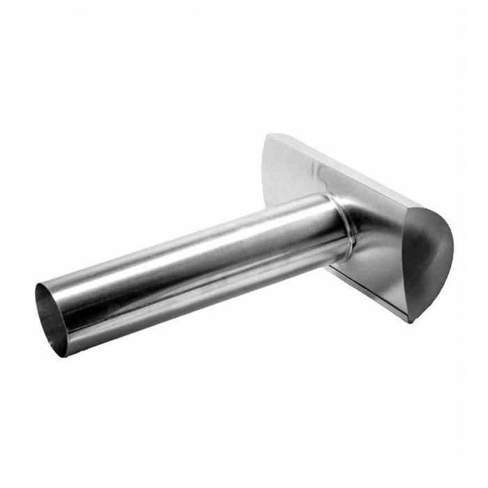 Chapéu T Form Alumínio 80x150mm
