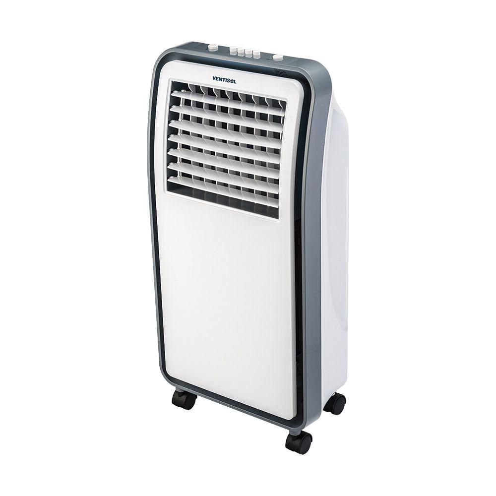 Climatizador de Ar Portátil Slim Ventisol Premium 220V/127V Branco