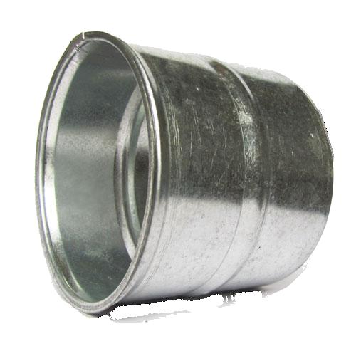 Colarinho para Duto Flexível Sem Registro 14 Pol. 350mm