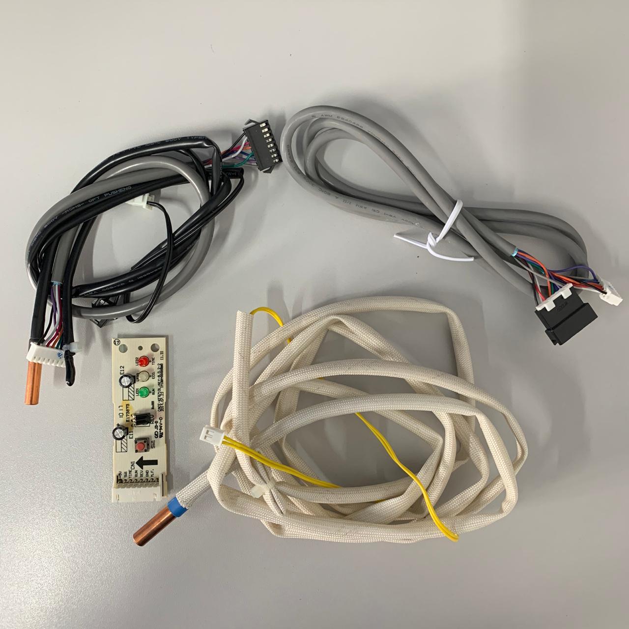 Conjunto Placa Eletrônica Space Inverter Midea 05830597