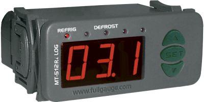 Controlador Temperatura MT-512Ri LOG 115/230Vac