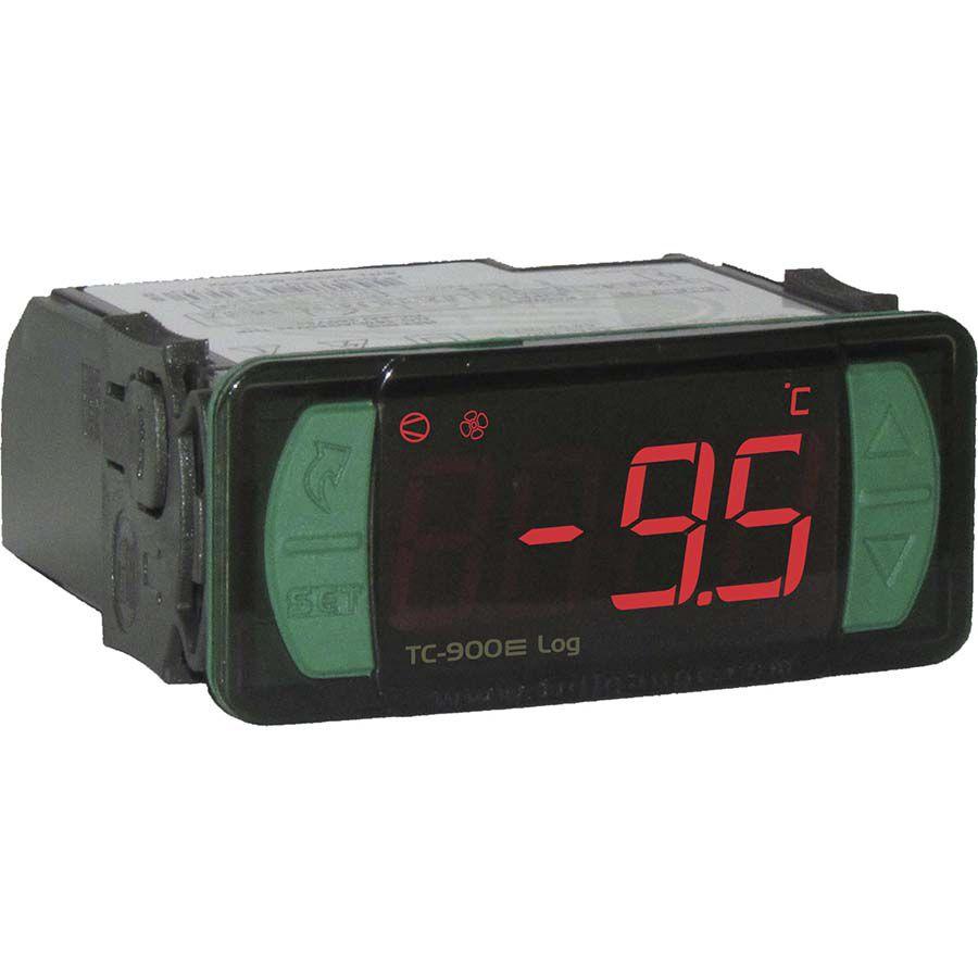 Controlador Para Congelados TC-900E Log 115/230Vac