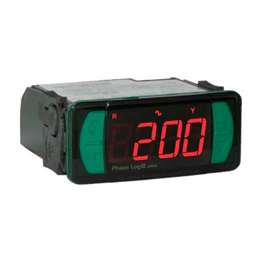 Controlador Phaselog E Plus 90 ~ 264 Vac