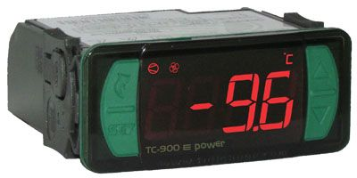 Controlador Refrigeração Degelo TC-900E POWER 115/230Vac