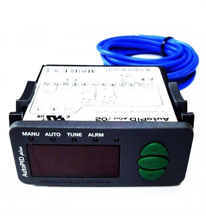 Controlador Temperatura AutoPID Plus com Integração 90 ~ 264 Vac