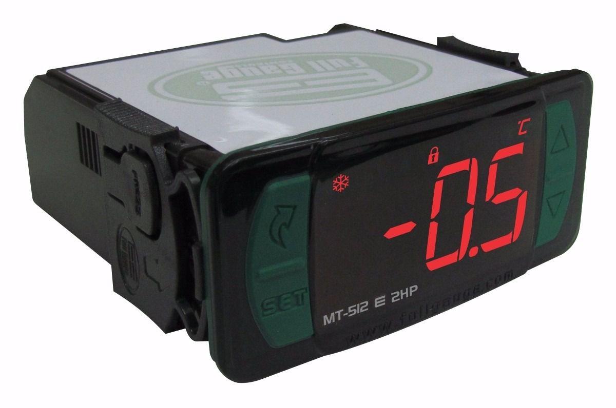 Controlador Temperatura MT-512EL 2HP 12/24 Vac/dc