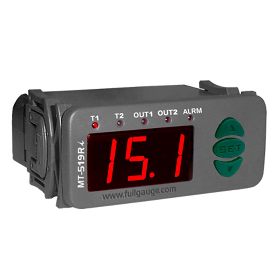 Controlador Temperatura MT-519E 100/240 Vac