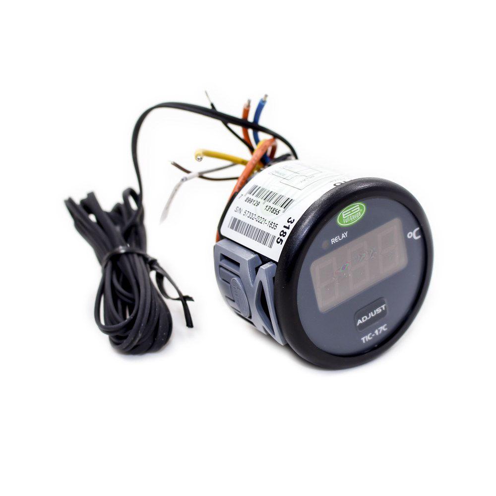 Controlador Temperatura TIC-17C 115/230 Vac