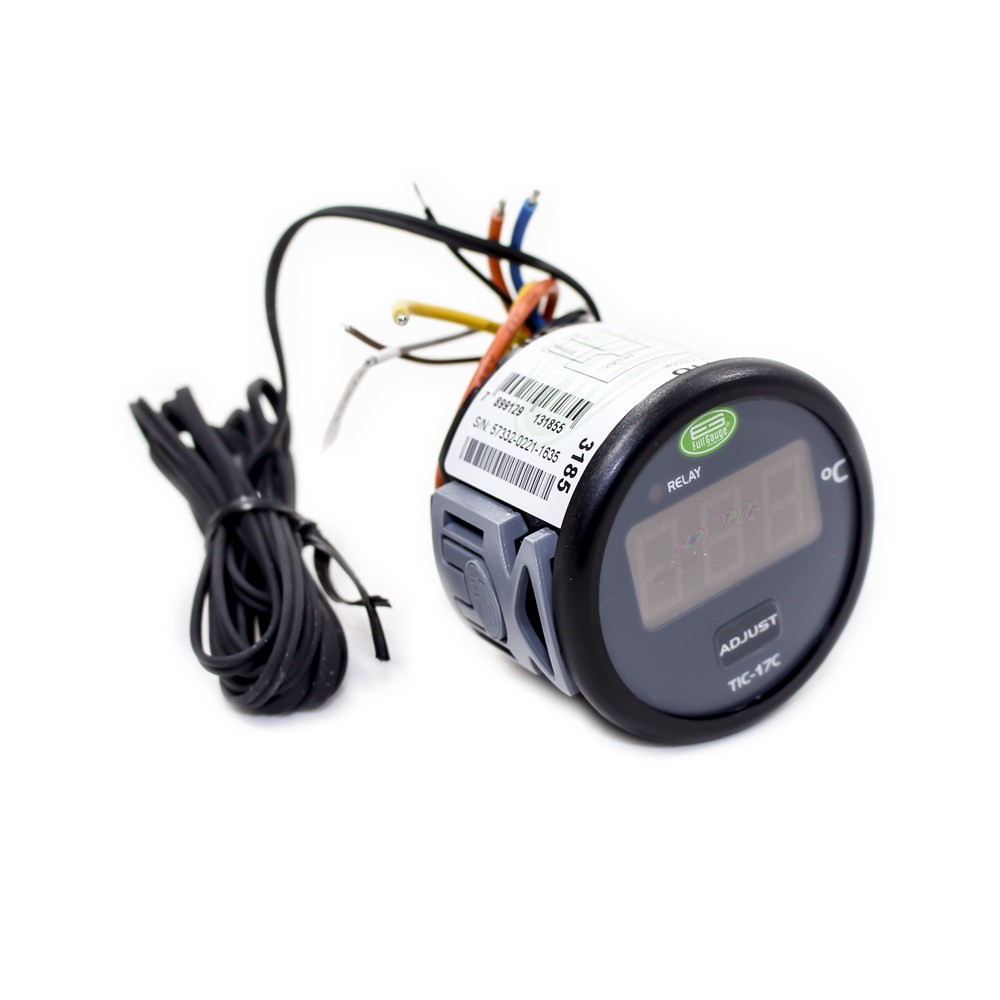 Controlador Temperatura TIC-17C 12/24 Vac/dc